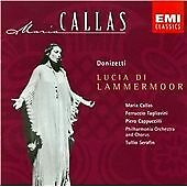 Donizetti: Lucia di Lammermoor (highlights) CD (1998) SEALED