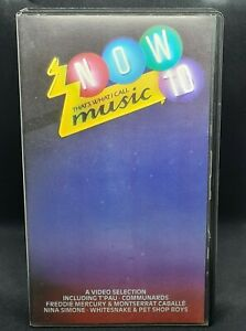 Now Thats What I Call Music Video 10 - VHS Video Tape