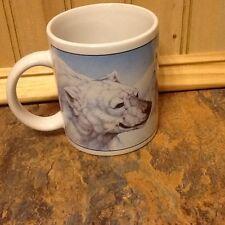 natural Wonder poloar Fantasy mug. 1993