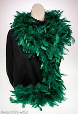 """Feather Boa Colorful Costume Accessory In Assorted Colors & Weights 72"""" Long"""