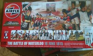 Airfix A50174 1:72 The Battle of Waterloo Diorama Set in OVP