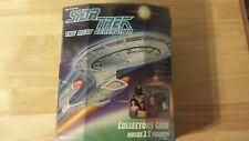 STAR TREK THE NEXT GENERATION ACTION FIGURES COLLECTORS CASE (Tara Toys, 1993)