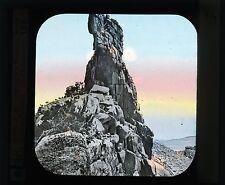 USA c. 1900 - Sierra Nevada - Glass Slide 34