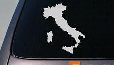 "ITALY COUNTRY 6"" STICKER DECAL CAR WINDOW Euro EUROPE ROME POPE CATHOLIC ROMAN"
