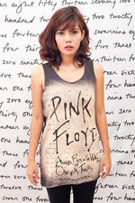 Pink Floyd The Wall FEMME T-SHIRT Débardeur Robe Gilet Top S - M