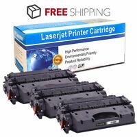 3PK CF280X 80X Toner Cartridge for HP LaserJet Pro 400 M401d M401n M401dn M425dn