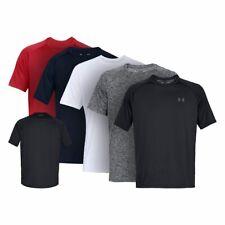 NEW UA Men's Tech 2.0 Short Sleeve T-Shirt  all Colors / Sizes 1326413
