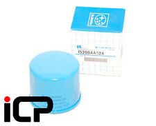 Genuine Original Larger Style Oil Filter Fits: Subaru Impreza Legacy Forester
