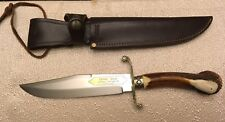 NEW 1996 German Emperor Gutmann Custom Hunting Bowie Knife ONLY 1 IN EXISTENCE