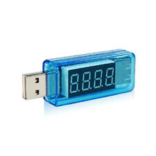 USB Voltage Current Detector Port Battery Current and Voltage Meter Tester s714