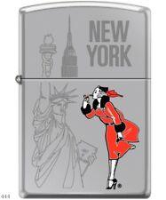 ZIPPO ★ WINDY IN NEW YORK