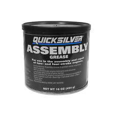 454g Quicksilver Montagefett 8M0071836 Assembly grease Fett 6,15€/100g marinefet