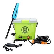 Dyconn Faucet HPPWS-12V Portable Pressure Washer System for Car Wash, 12-volt