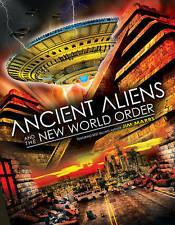 Ancient Aliens and the New World Order (DVD, 2015) Brand New