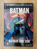 EAGLEMOSS DC COMICS GRAPHIC NOVEL #6 BATMAN AND SON NEW & SEALED BATMAN