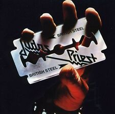 British Steel - Judas Priest (2010, CD NUOVO)