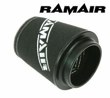 CONO in schiuma RAMAIR Induzione Filtro Dell'aria Universale 83mm collo corto Made in UK