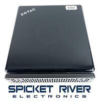 Zotac ZBOX ID86 MINI PC 1.86GHz Dual Core Atom D2550 256GB HDD 4GB RAM #50126