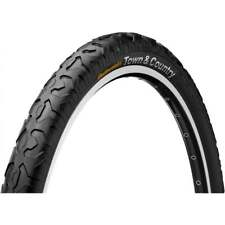 Continental Town and Country 26 x 2.1 inch black tyre