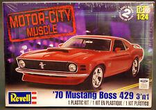 1970 FORD MUSTANG BOSS 429 3´n1, 1:24, REVELL 2149