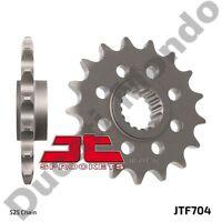 Front sprocket 15 tooth JT steel for Aprilia RSV RSV4 Tuono ETV SL BMW Husqvarna