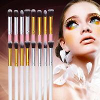 New 4PCS Professional Makeup Eye Foundation Eyeshadow Brushes Blending Brush Set