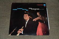Ted Straeter And His Orchestra~Come Dance With Me~Big Band Jazz~FAST SHIPPING