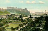 Edinburgh Castle from the Scott Monument (William Ritchie & Sons Ltd) 1900s