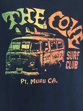 The Cove Surf Club Pt. Mugu Tee Shirt Gordon & Smith Microbus Van Men's M