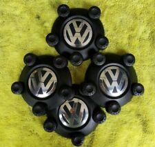 Black VOLKSWAGEN Wheel Cap-Center Cap Winter 5N0601169