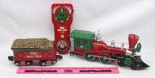Lionel ~ Disney Mickey's Christmas Lionchief 4-4-0 loco & tender  82716