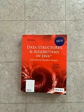 Data Structures and Algorithms in Java international 6th Edition