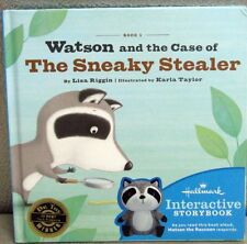 Book 1 Watson and the Case of The Sneaky Stealer