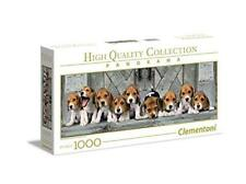 Clementoni 39435 Collection Panorama - Beagles - 1000 Pieces, Multi-Colour