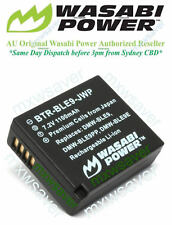 Wasabi Power Battery for Panasonic DMW-BLE9 & Panasonic Lumix DMC-GF5, GF6, GX7
