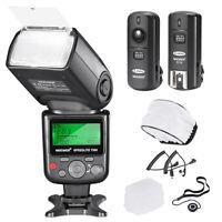 Neewer VK750II i-TTL Flash Speedlite Kit for Nikon DSLR D7200 D7100 D7000 D5300