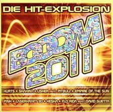 Booom 2011-Die Hit-Explosion Empire of the Sun, Pink, Katy Perry, Shaki.. [2 CD]