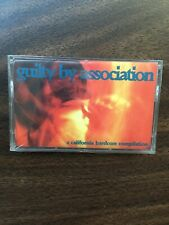 Guilty By Association Tape Comp Redemption 87 Sxe Ignite Mean Season 1134 Frown