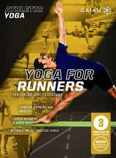 Athletic Yoga: Yoga for Runners (DVD, 2015) factory sealed new