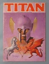 Titan with Trays, Avalon Hill, 44% Unpunched, Bonus with Variant Boards & More!!
