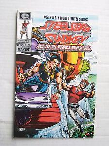 Epic Comics STEELGRIP STARKEY AND THE ALL-PURPOSE POWER TOOL #5 - Fine