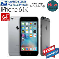 Apple iPhone 6S 64GB Factory Unlocked Space Gray Smartphone Fast shipping