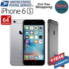 Apple iPhone 6S 64GB Factory Unlocked Space Gray Smartphone