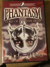 Phantasm III: Lord of the Dead (DVD, 2007, Unrated Directors Cut Anchor Bay...
