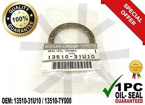 New Genuine  For Nissan Infiniti Crankshaft Oil Seal 13510-31U10 13510-74000🔥