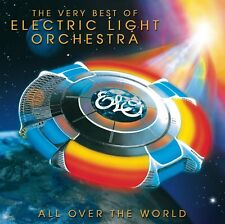 ELECTRIC LIGHT ORCHESTRA     -     ALL OVER THE WORLD         -      NEW CD