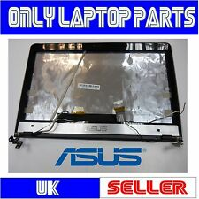 "Asus N55S N55SF 15.6"" LCD Lid Cover Front Back Bezel Webcam 13GN5F1AP010"