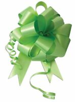 """10 pack - 5"""" Pull Bow Pull Bows Wedding Pew Bows Decorations Christmas Gift Wrap"""