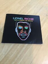 Lionel Richie - Hello Live From Las Vegas - New CD Without Case