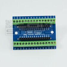 Screw shield per arduino NANO V3.0-adattatore morsettiera connettori - ART. CR03